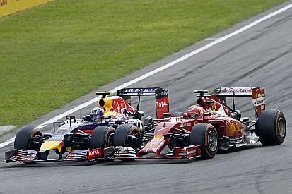 Räikkönen & Ricciardo: Sok munka áll még előttünk ma este
