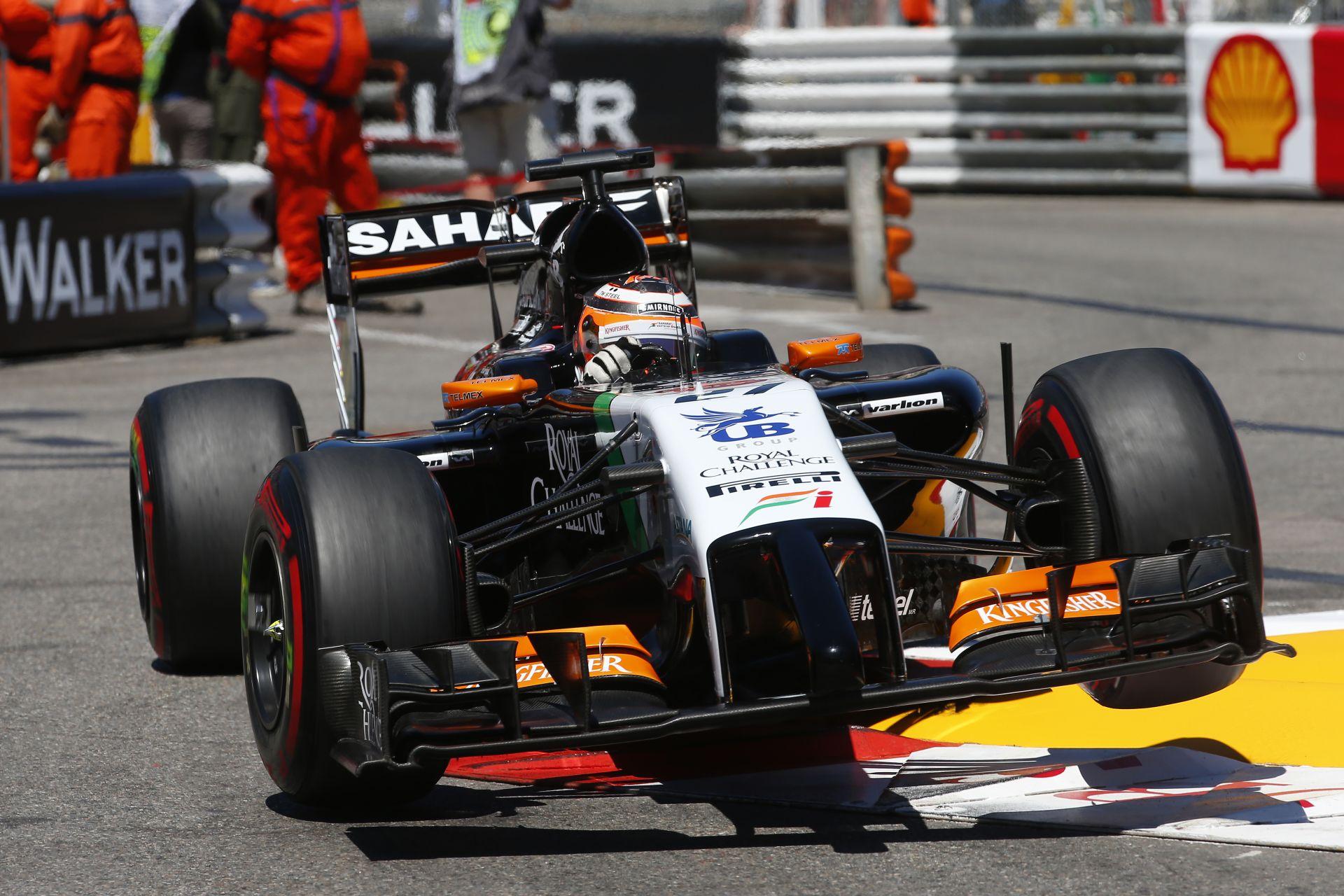 Hülkenberg megelőzte Vettelt a bajnokságban és az 5. helyen áll