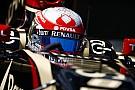 Lotus: Maldonado a rajtrácson ragadt, Grosjean ismét pontot szerzett