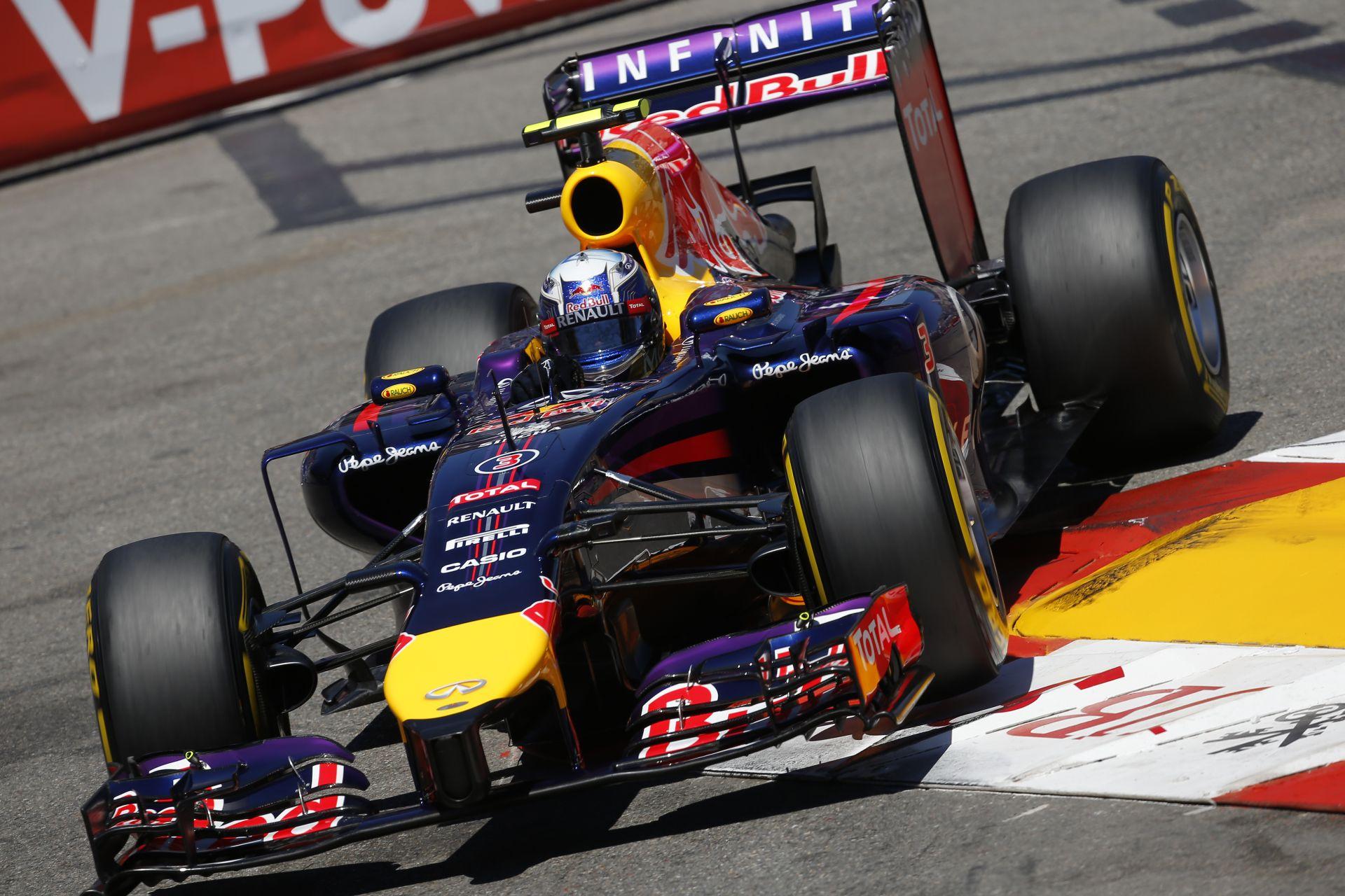 Red Bull: Most tartunk ott, ahol januárban kellett volna