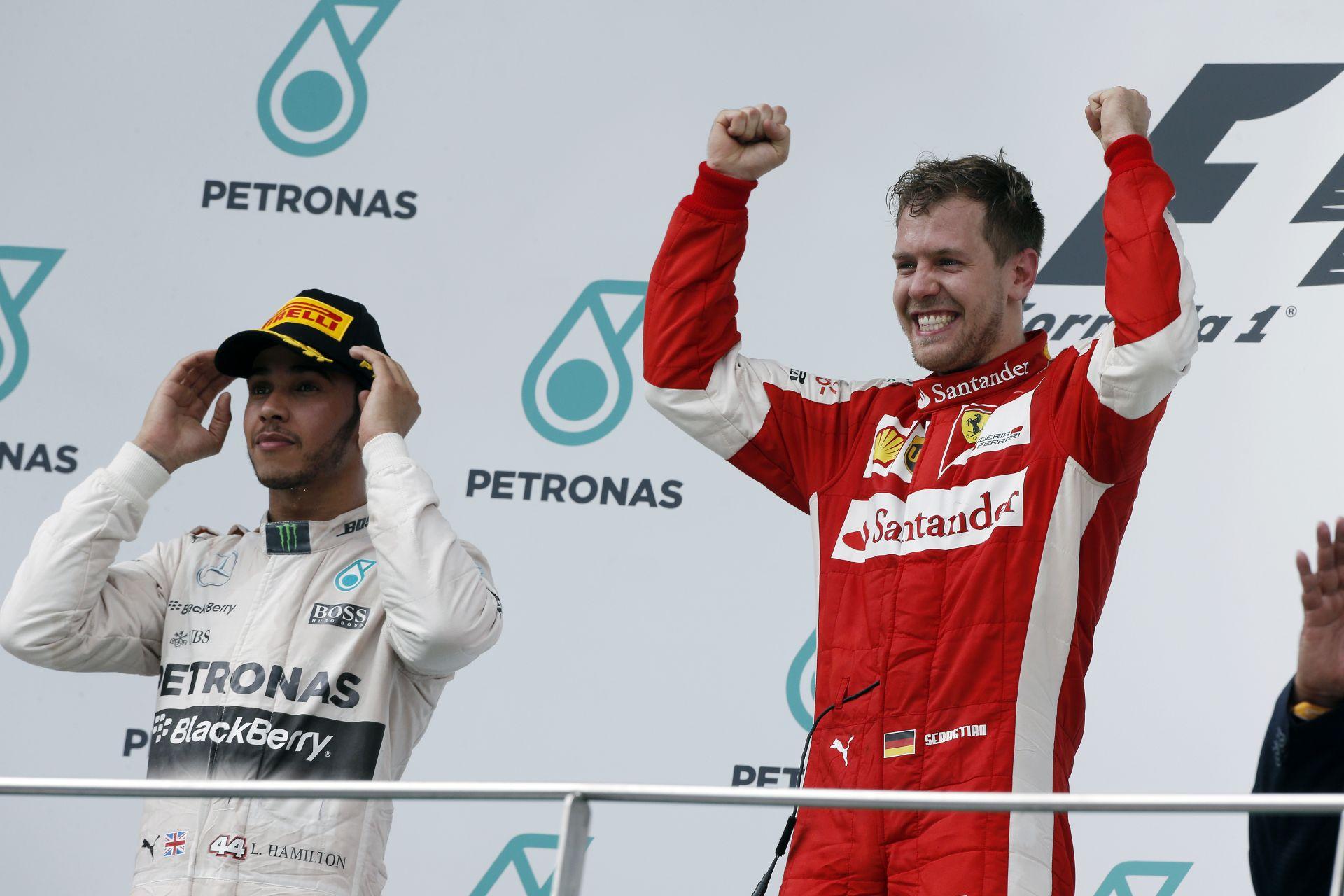 Levezető kör: Ferrari is back!