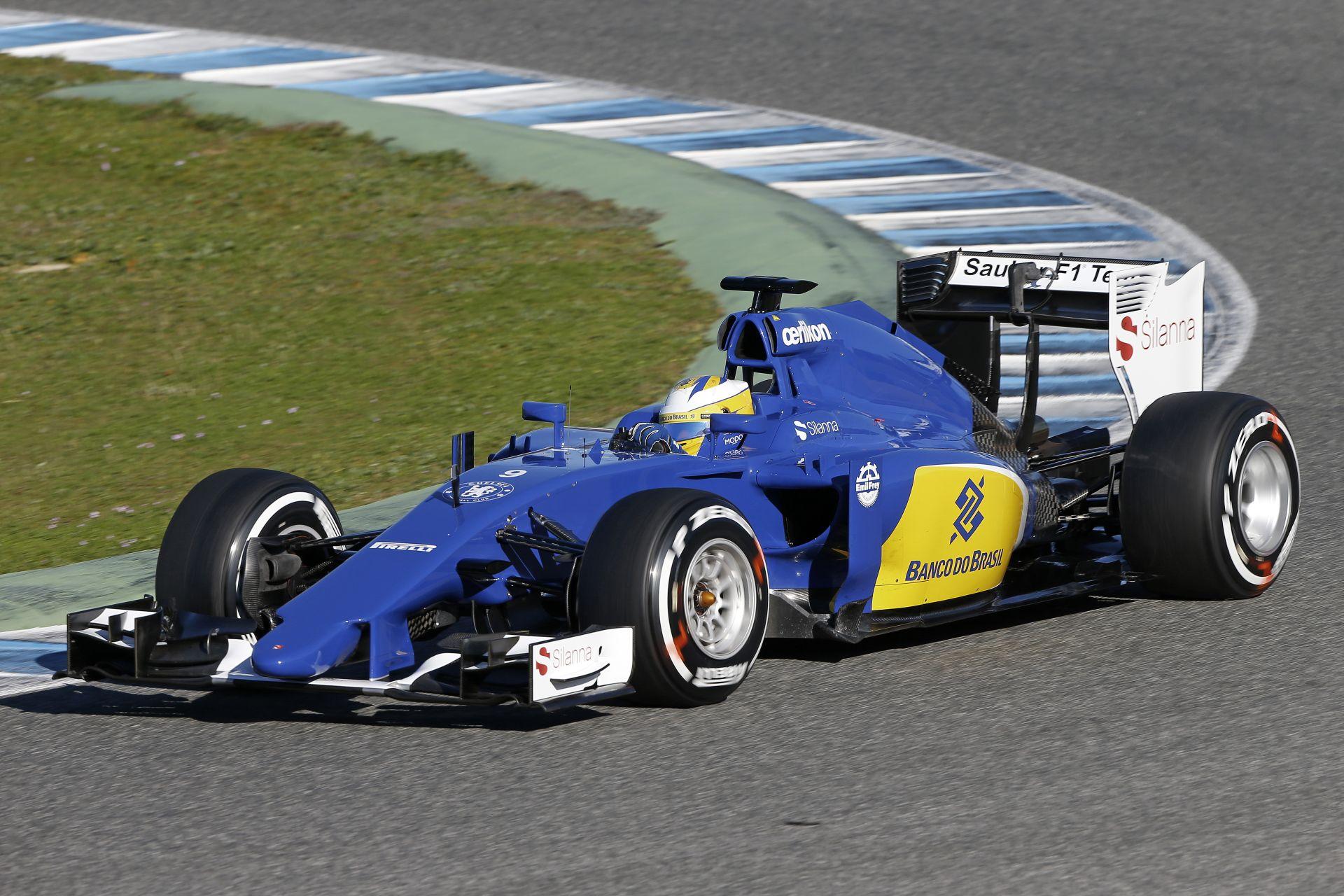 """Villantott a Sauber Jerezben: Második lett a """"mágikus"""" Ericsson"""