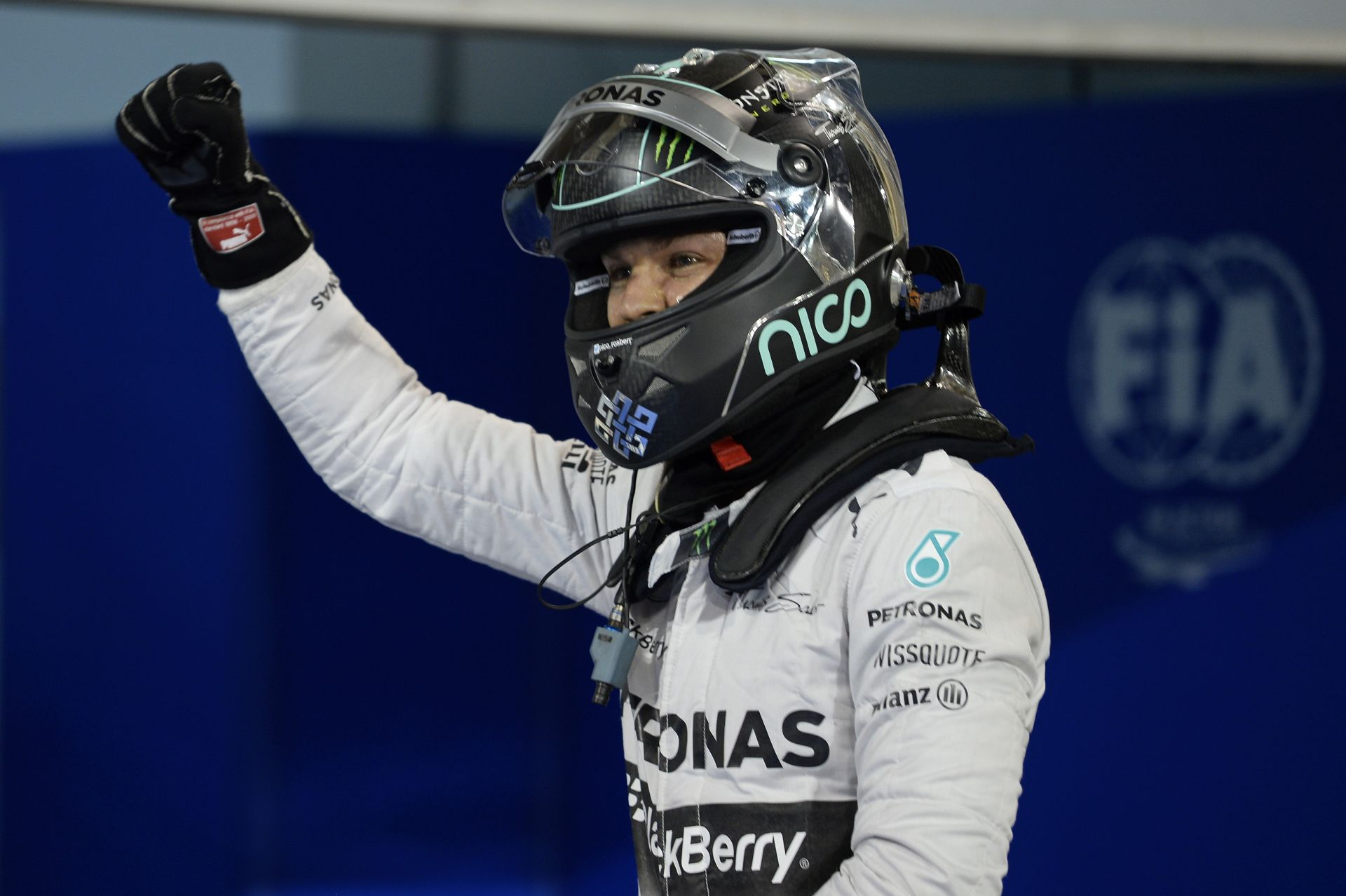 Rosberg nyerte a bahreini időmérőt Hamilton és Ricciardo előtt! Alonso 10., Vettel 11.