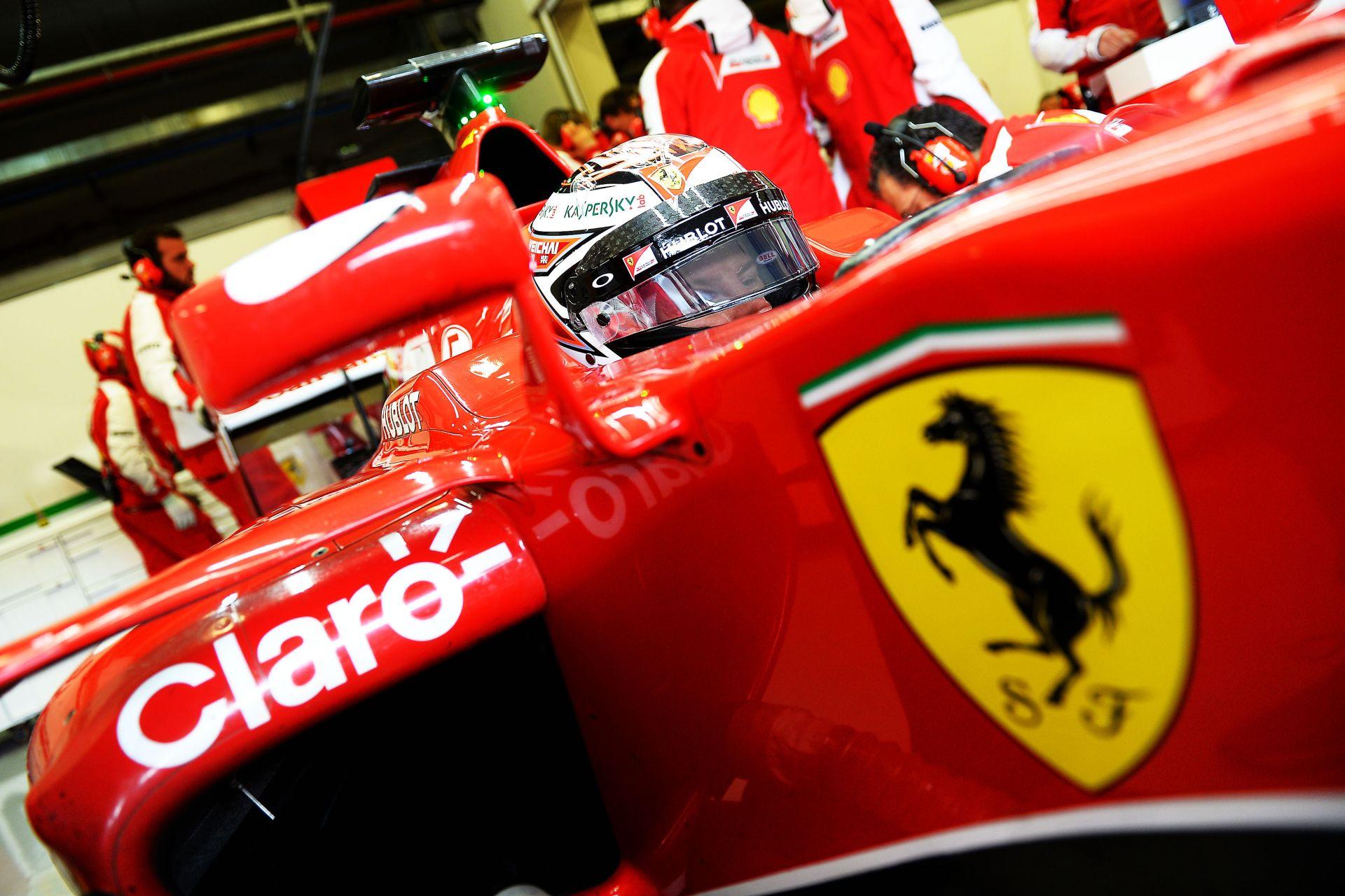 A Ferrari nem vár csodákat, de büszke az előrelépésekre