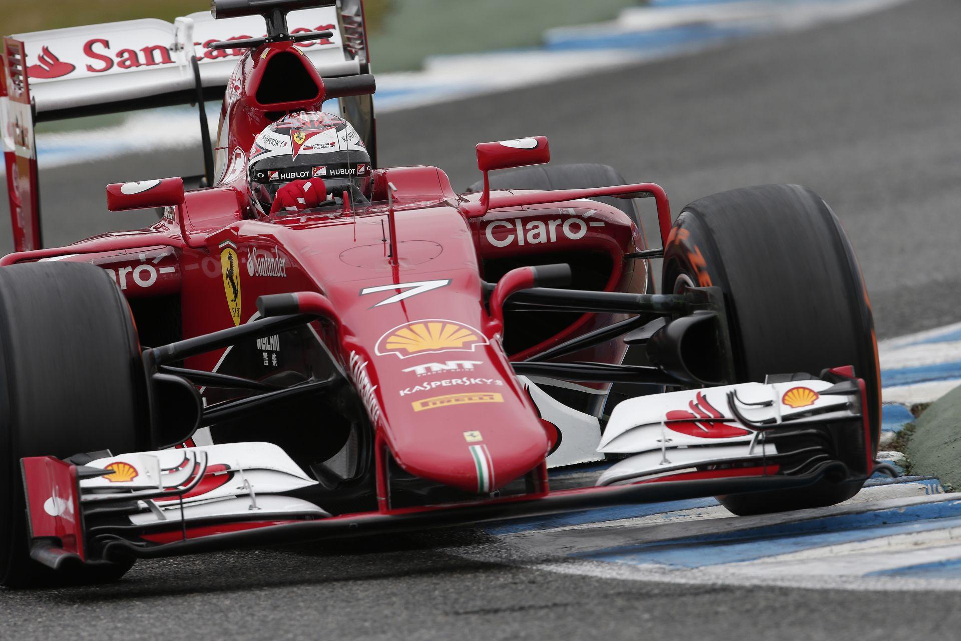 Vettel, vagy Raikkönen idén bajnok lesz a Ferrarival? Nagyon erős… Nagyon erős! Csodák nem léteznek