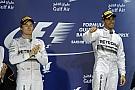 Amatőr videón Hamilton és Rosberg gyilkos csatája Bahreinből