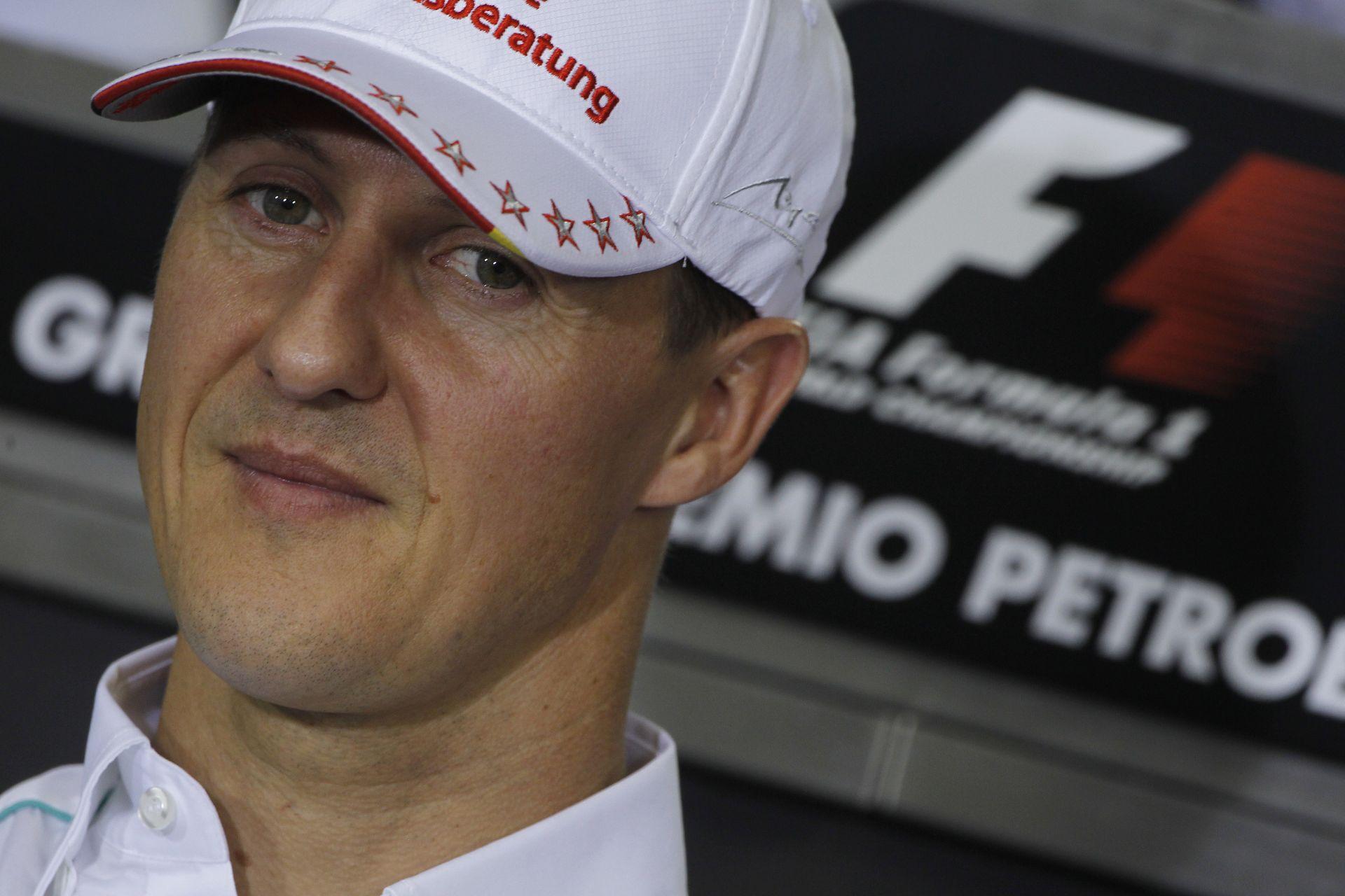 """Dühítőek a Michael Schumacherről megjelent """"pletykák"""""""