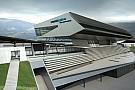 Egy lépéssel mindenki előtt: 900 tonna acél a Red Bull Ring új főépületében