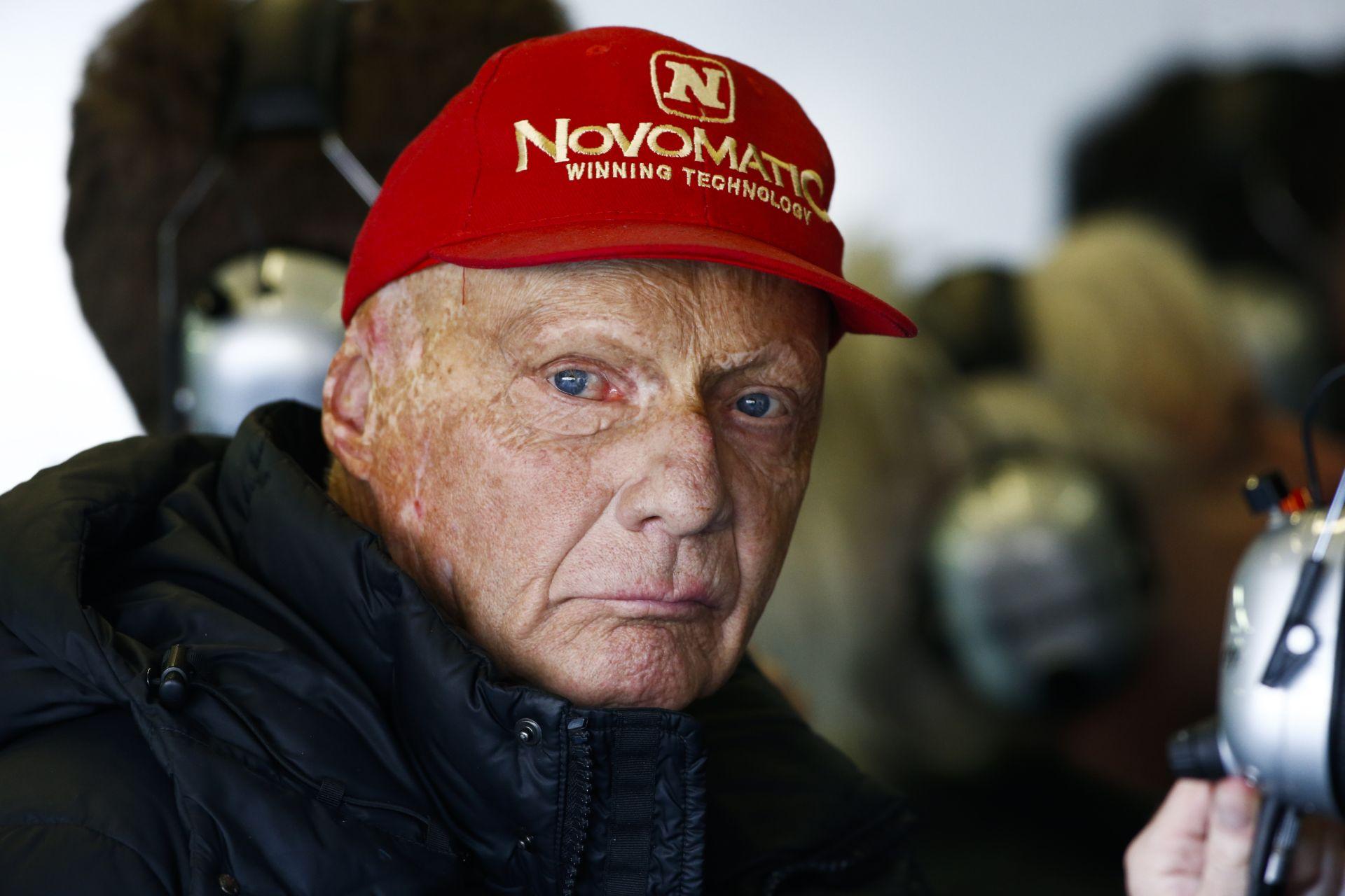 Lauda: Soha nem lesznek olyan hangosak az új F1-es motorok, mint a régiek