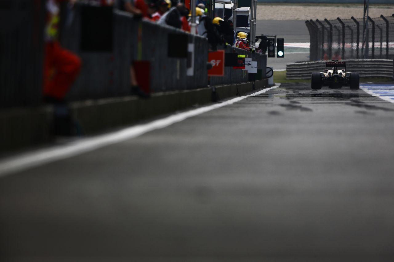 A Lotus egyenlő bánásmódot követel a Renault-tól: 30 lóerő mínusz, megégett blokk