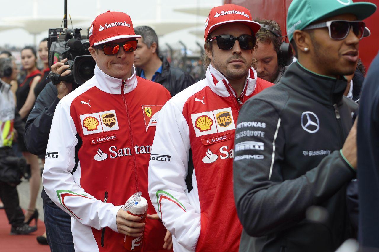 Alonso korábbi főnökének ajánlotta a mai eredményt: keményen nyomják, nem adják fel