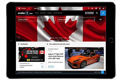 Motor1.com lanza Motor 1-Canadá con Dave Pankew como editor en jefe