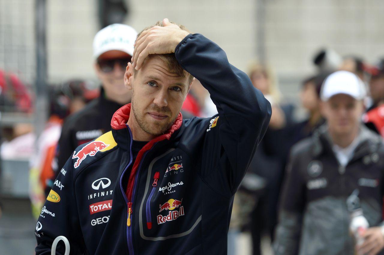 Vettel nem űz valami jó játékot: később vissza fog rá hatni a viselkedése