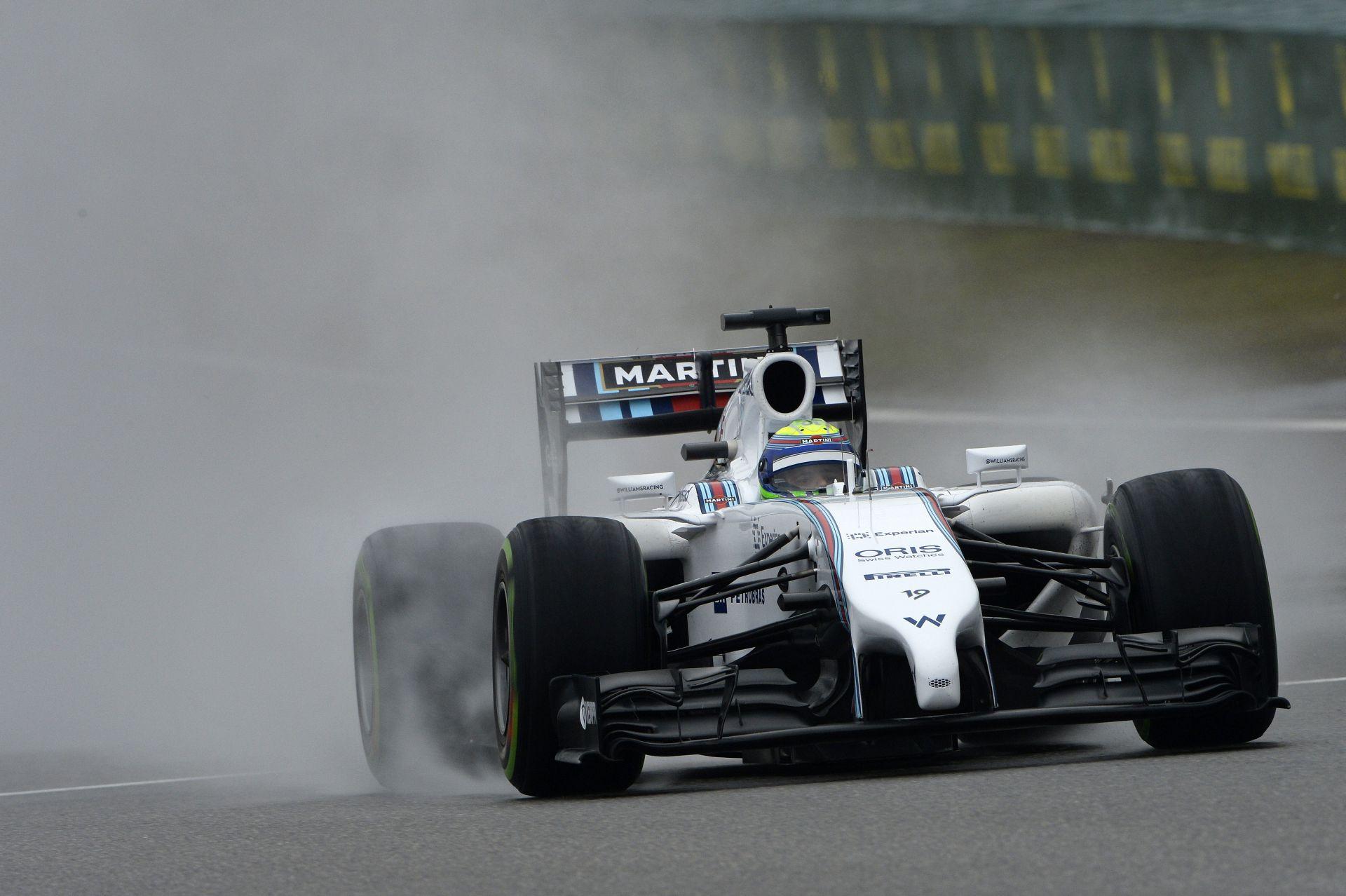 Smedley: Eljött Massa ideje, aki a Williams vezére lehet