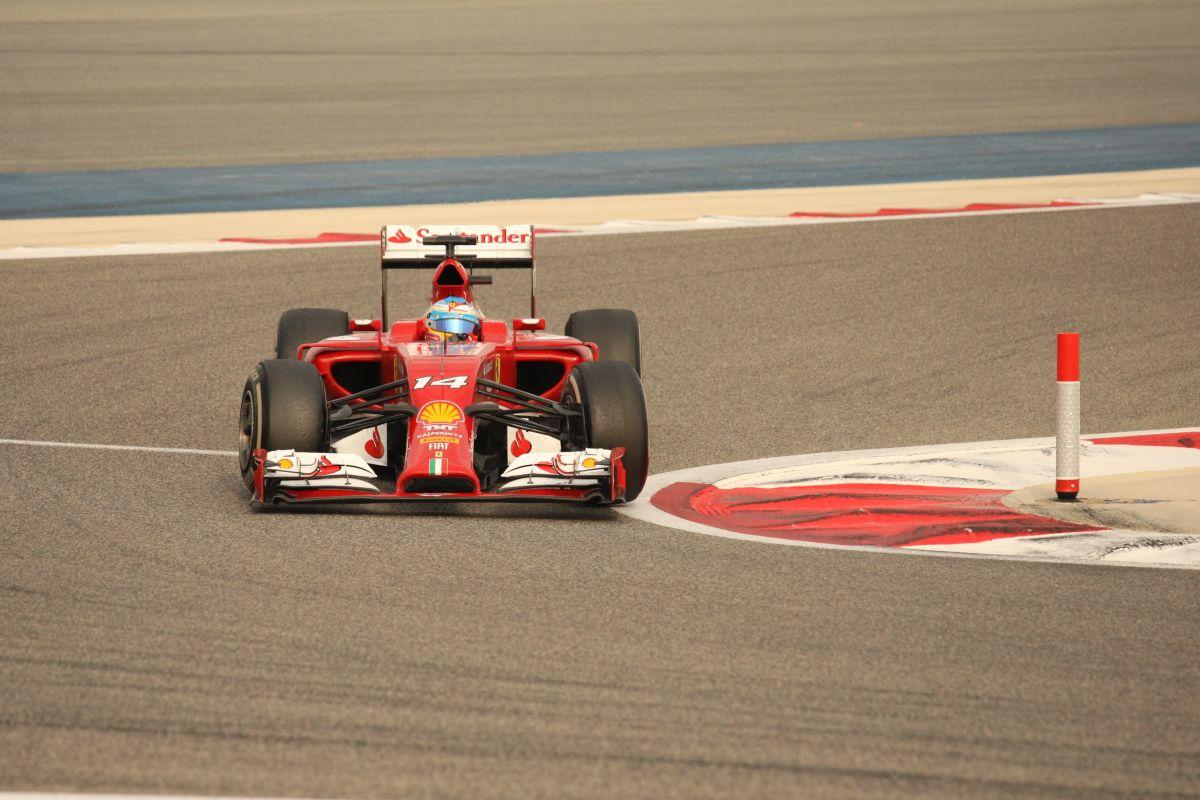 Újabb felvételek az utolsó F1-es téli tesztről (Frissítve)