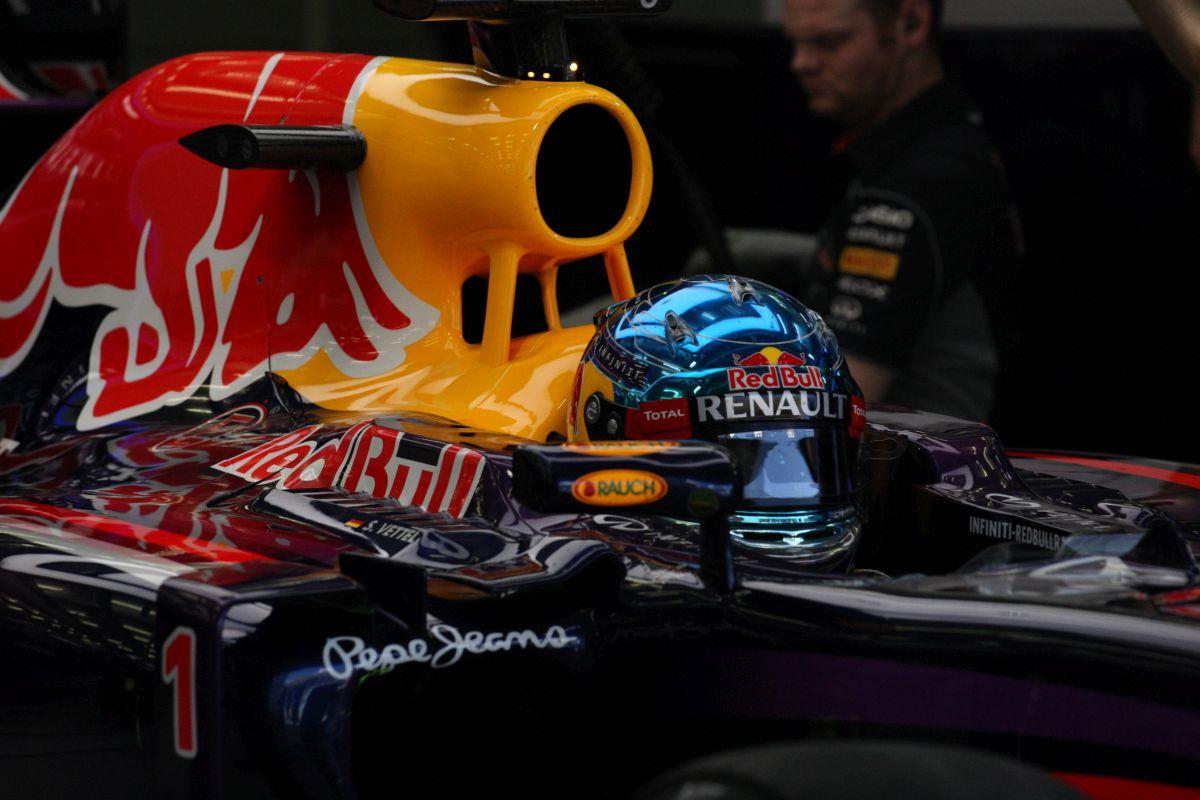 Még nincs értelme célokról beszélni: az RBR és a Renault egy csapat, Vettel hisz bennük