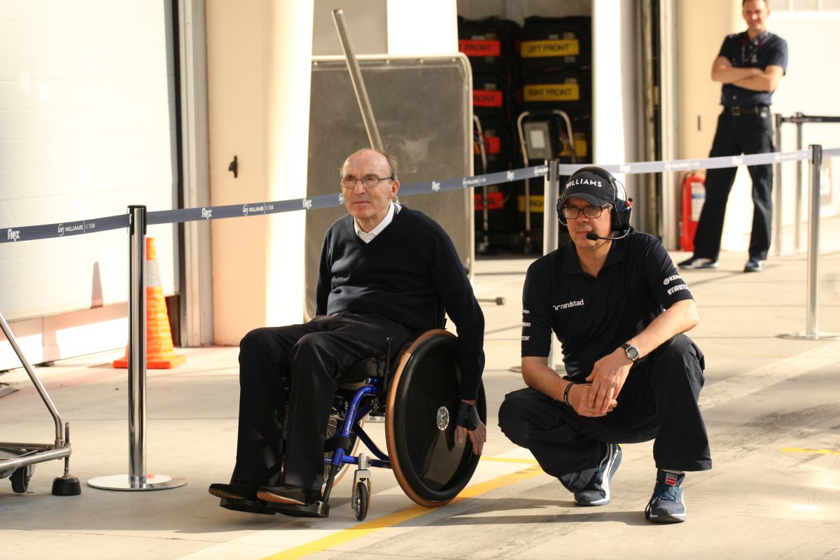 A Williams kamatoztatni akarja a lehetőséget: pontszerzés, mindenféle versenypályán