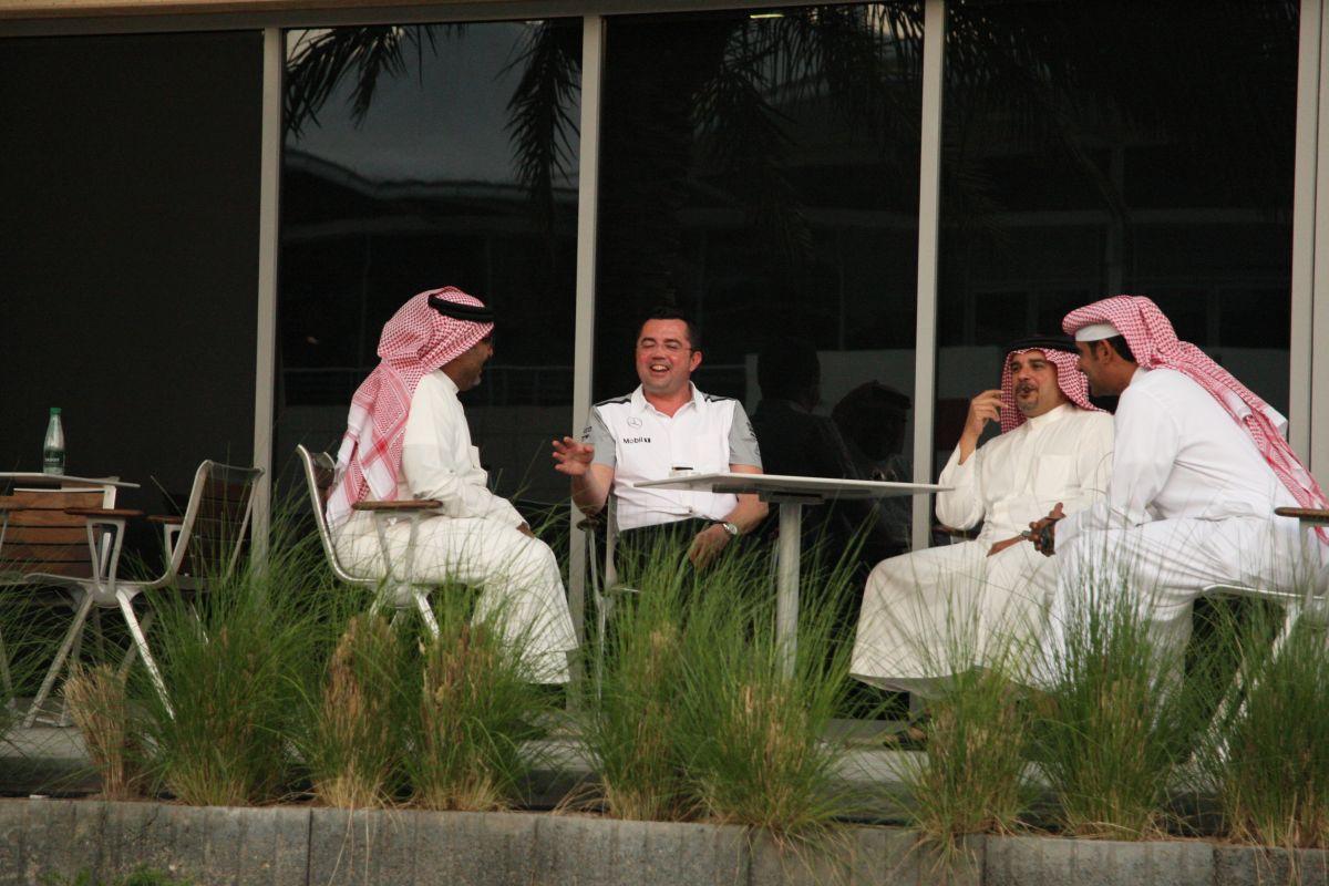 Boullier és a briliáns McLaren: fejlesztés és kemény versenyezés