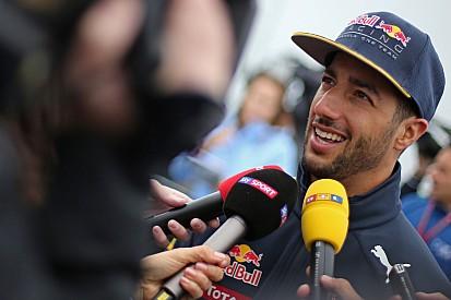 Ricciardo espère rester longtemps dans la course au titre