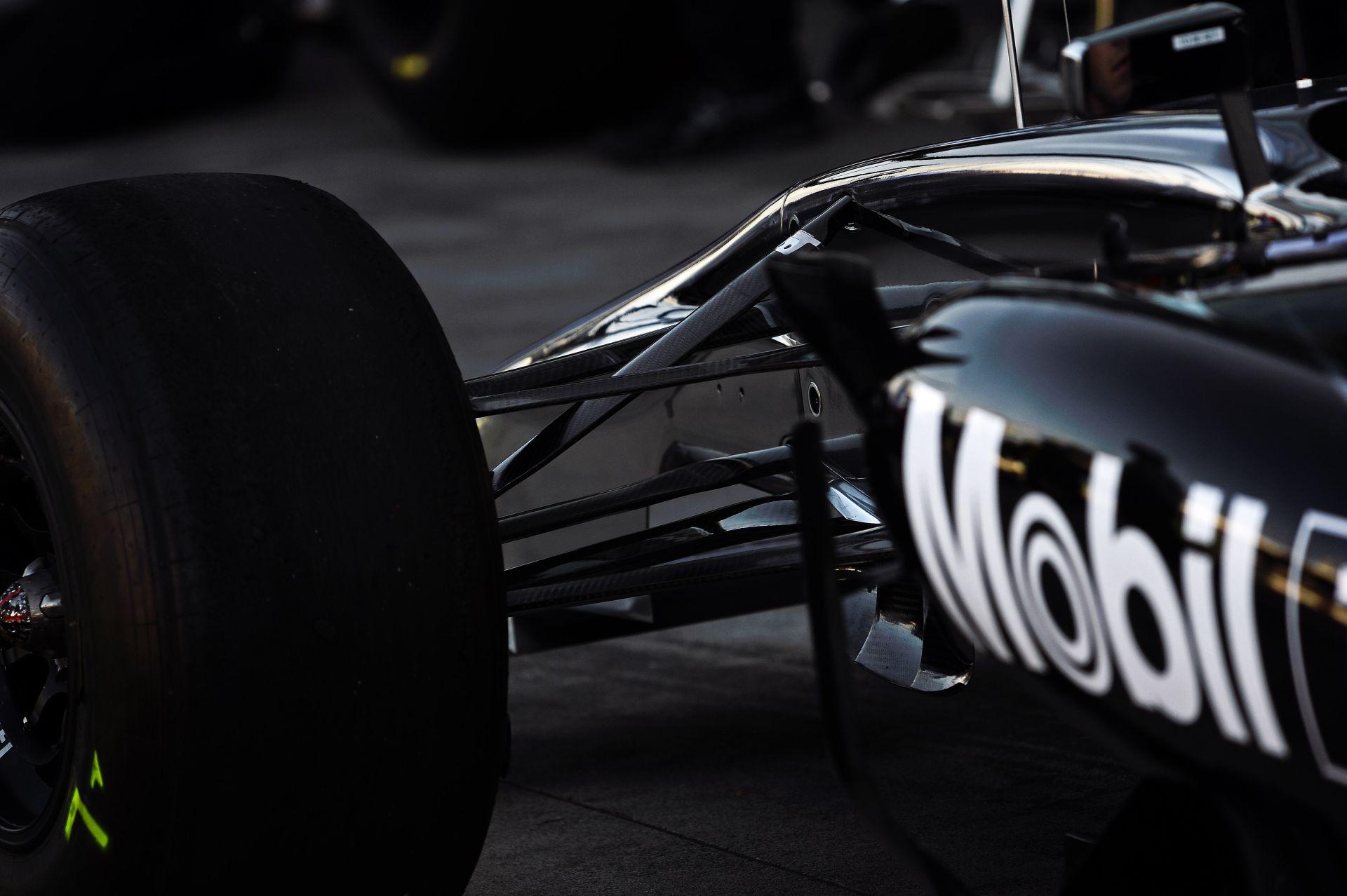 Button: A Mercedes 1 másodperccel gyorsabb, mint bárki más a mezőnyben