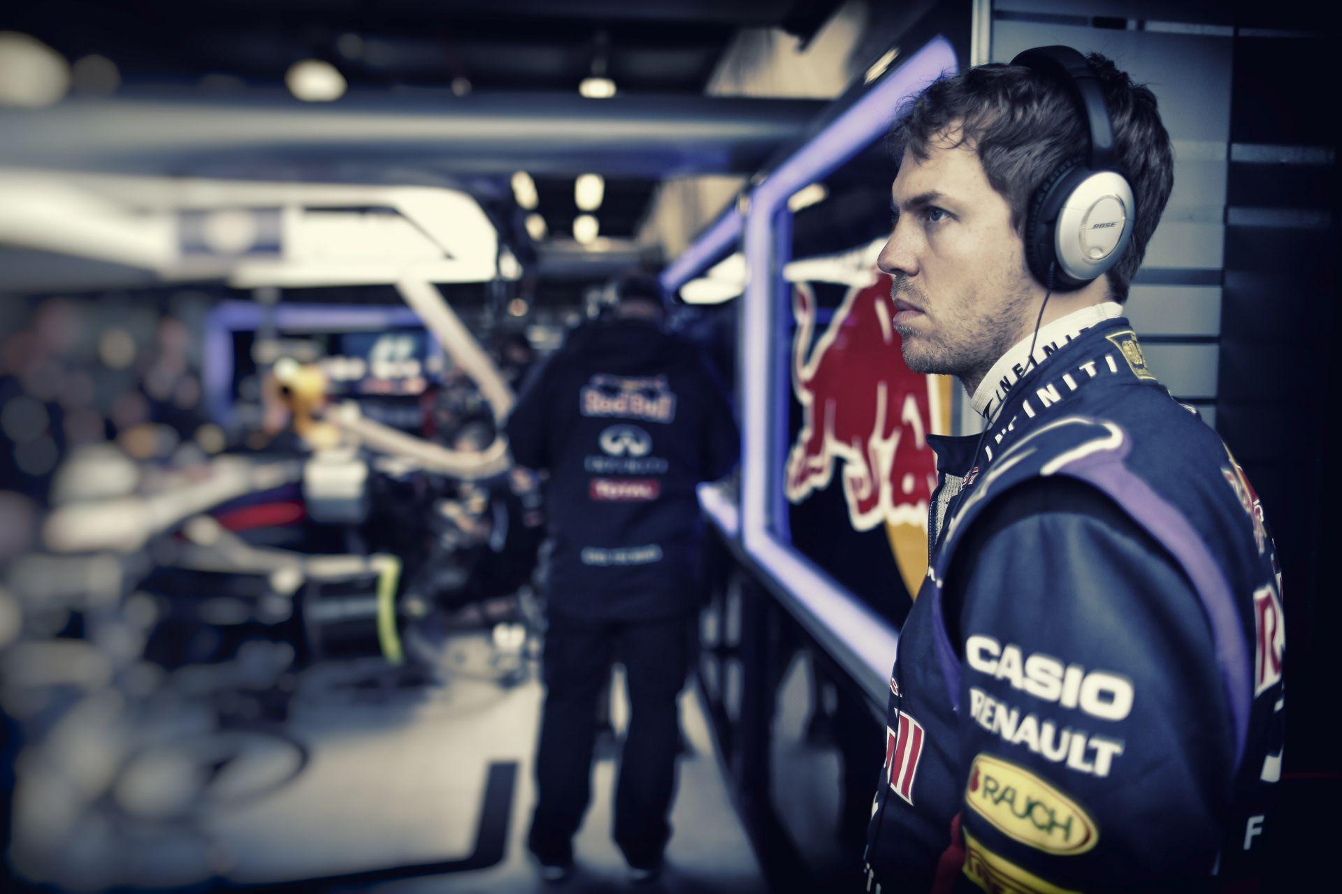 Vettel: Egyszerűen eltűnt alattam az autó