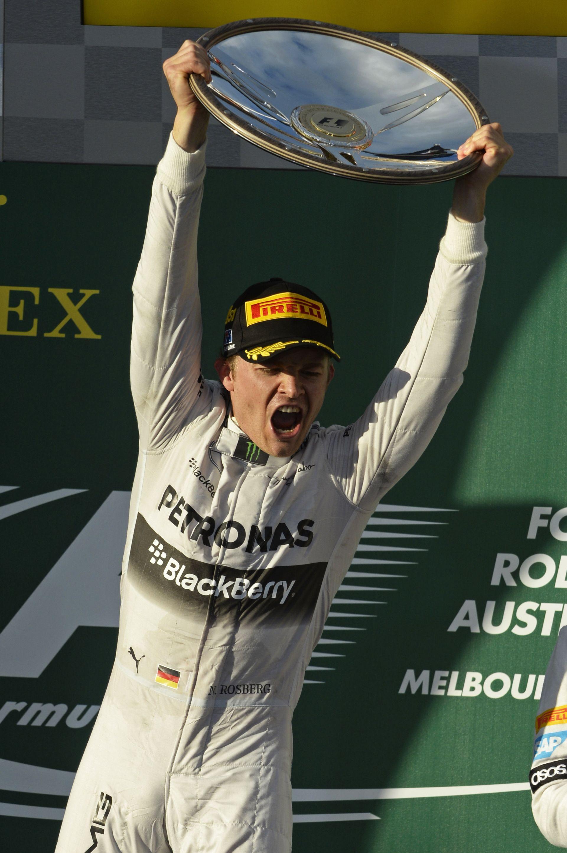 Rosberg: Félelmetesen kezdtük a szezont!