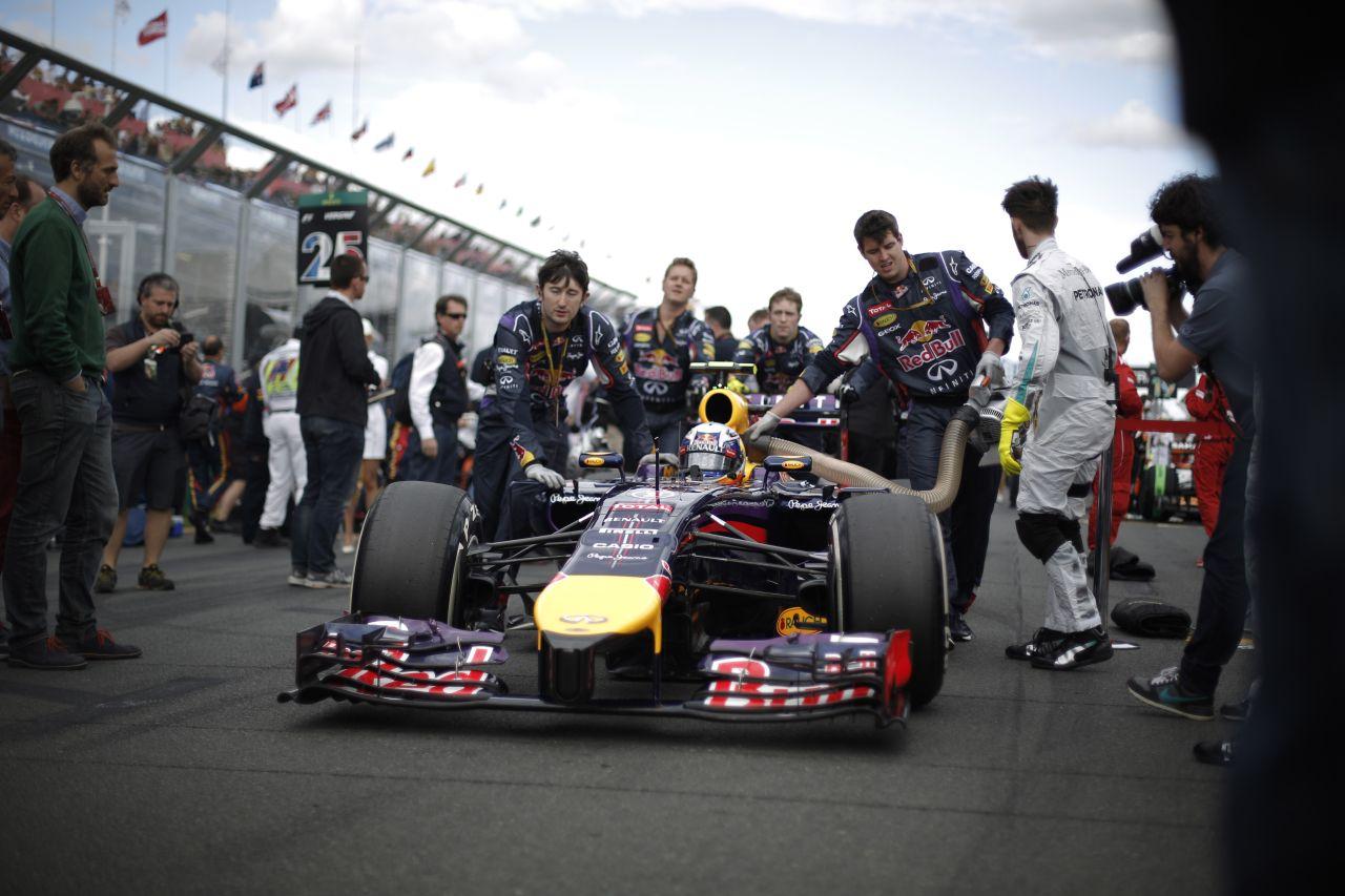Még csak 60 százalékon teljesít a Renault-motorja - sokkal több van a Red Bullban