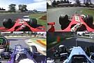 Egymás ellen az F1-es motorok: V10 Vs. V8 Vs. V6