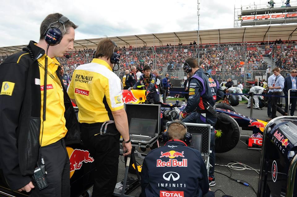 Vettel elég büszke ahhoz, hogy felülkerekedjen a motorgondokon, és Ricciardo előtt legyen