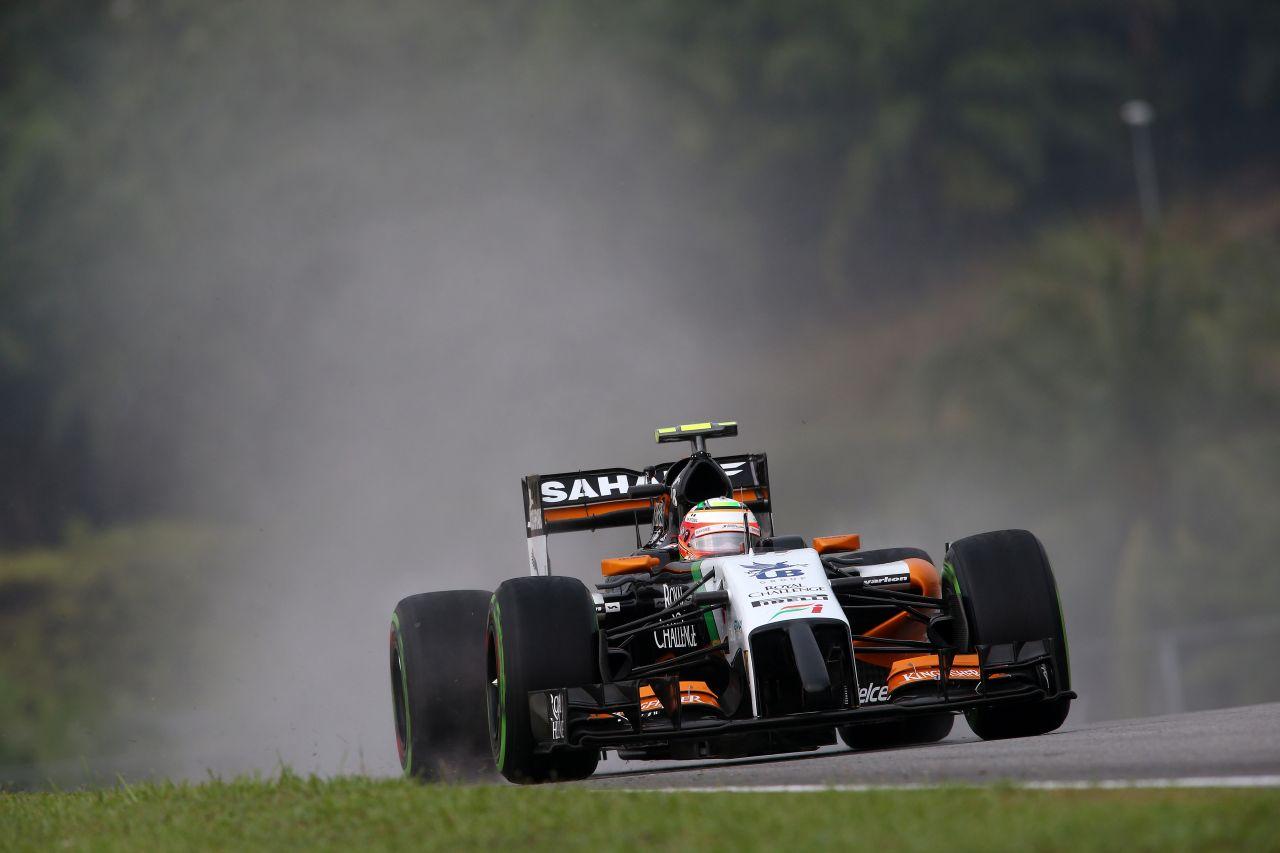 Küzdelmes nap a mezőnyben: Force India, Toro Rosso, és Co.