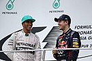 Vettel: Vigyázz Mercedes, jön a Red Bull