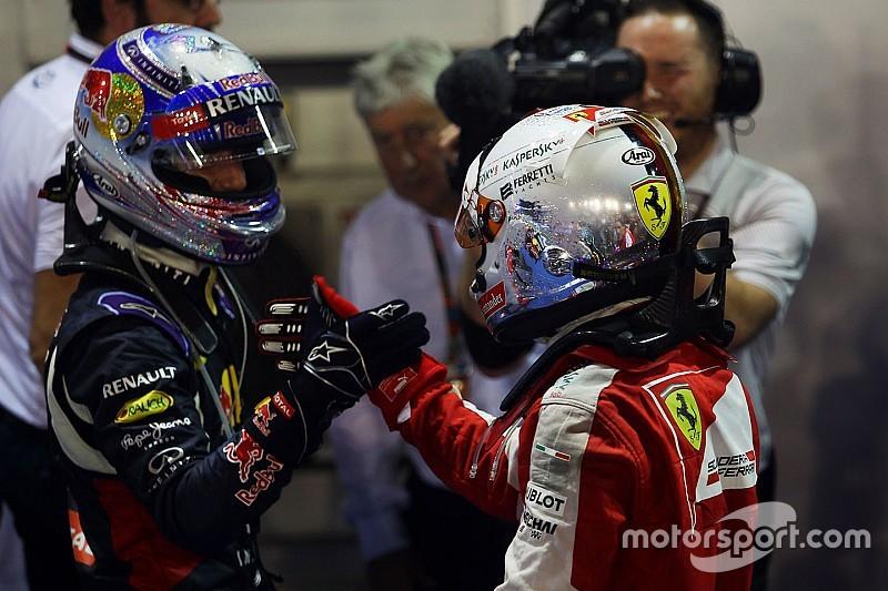 Vettel would have Ricciardo as teammate again