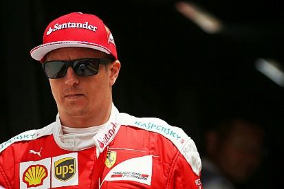 """Räikkönen desconversa sobre renovação: """"não sei de nada"""""""