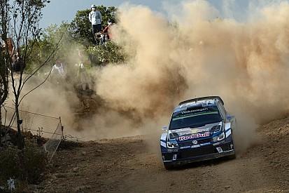 Ogier empieza liderando el Rally de Italia-Cerdeña