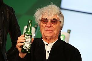 Fórmula 1 Noticias Ecclestone: Heineken impulsará la F1 en las redes sociales