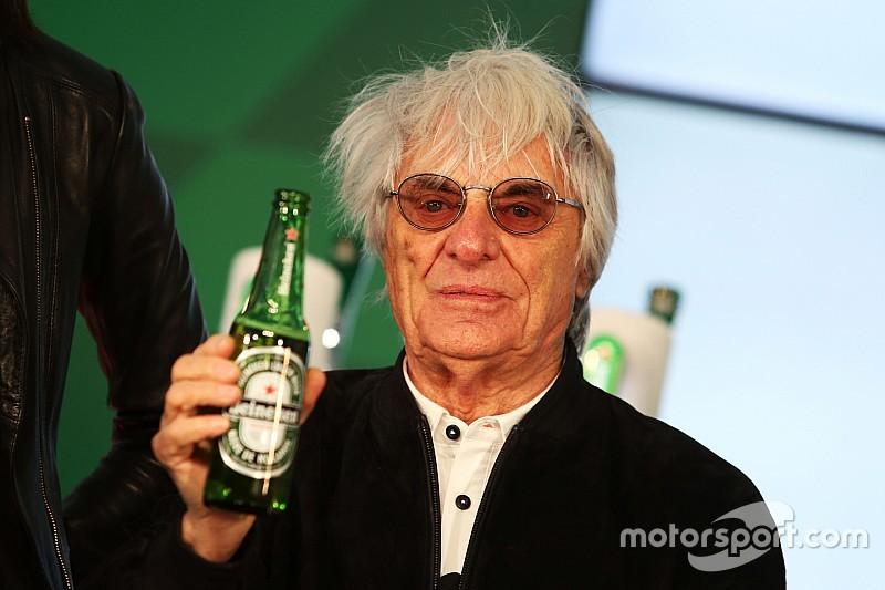 """Ecclestone: """"Heineken schudt me wakker over sociale media"""""""
