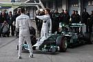 A W05 elegáns válasz a szabályokra: a Mercedes egyelőre elérte a célokat
