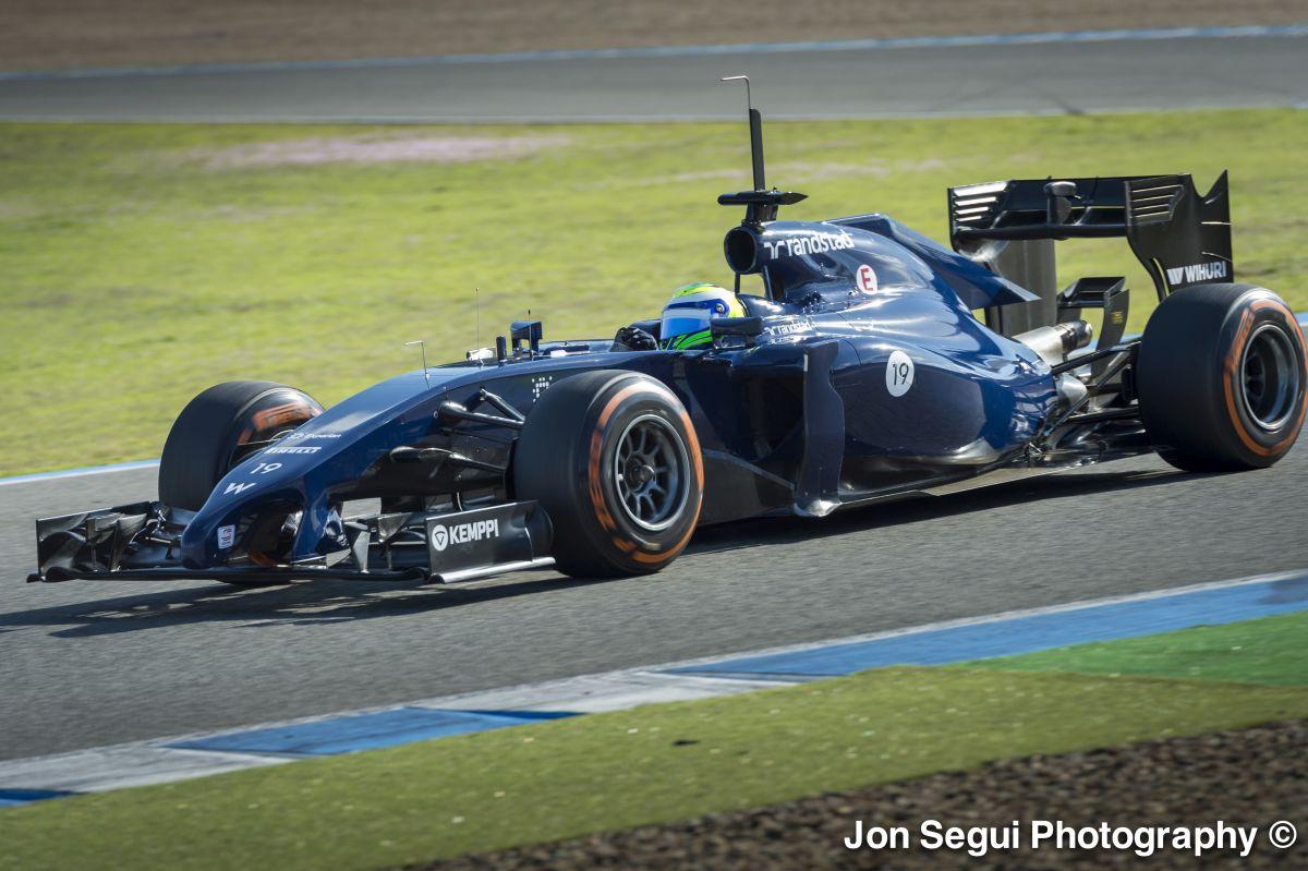 Martini Williams F1 Team: Csak Ausztráliára kapja meg a festést az autó