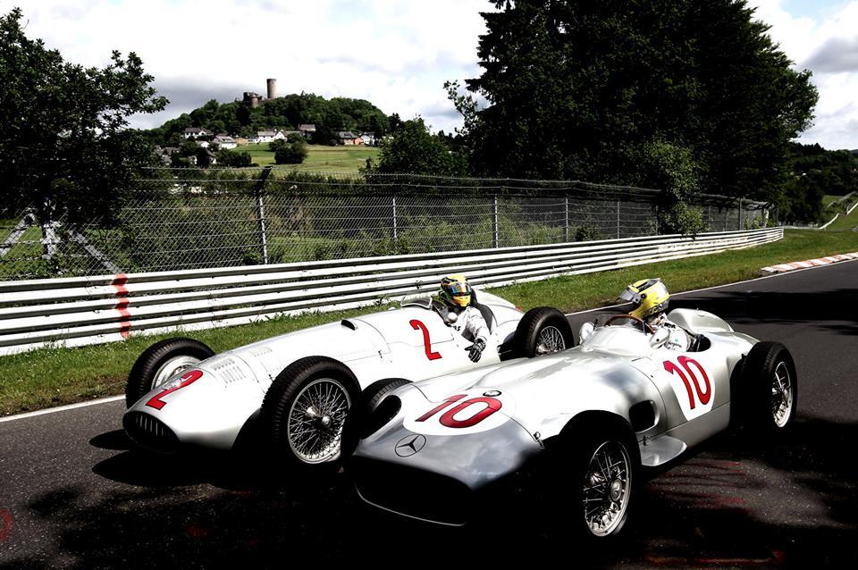 A Daimler elnöke emeli a tétet: jövőre mindkét bajnokságot meg kell nyernie a Mercedesnek