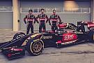 Röviden: Pic vezetheti Grosjean és Maldonado autóját