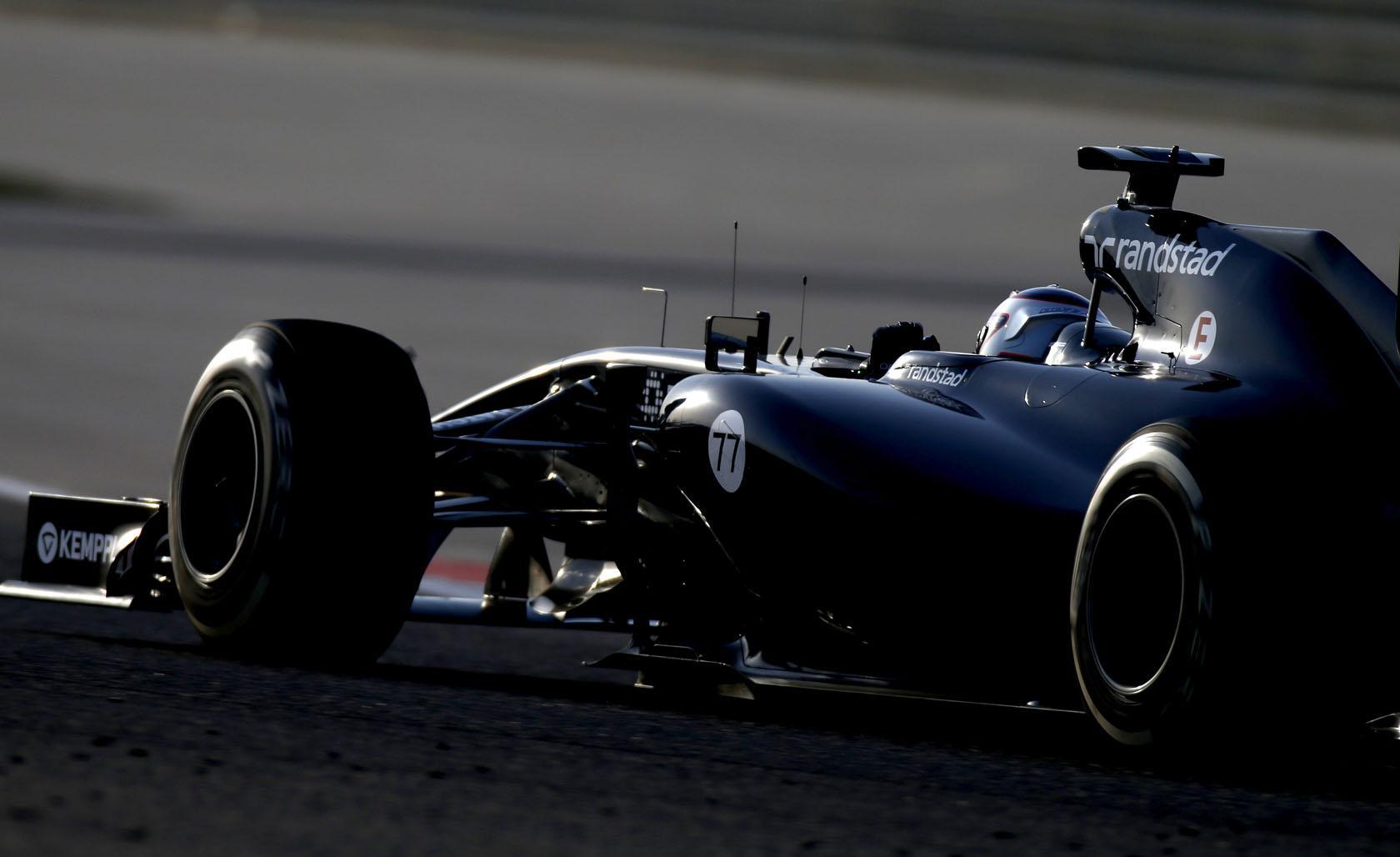 Úgy szólt a Williams, mint egy számítógépes játék: Massa felvétele