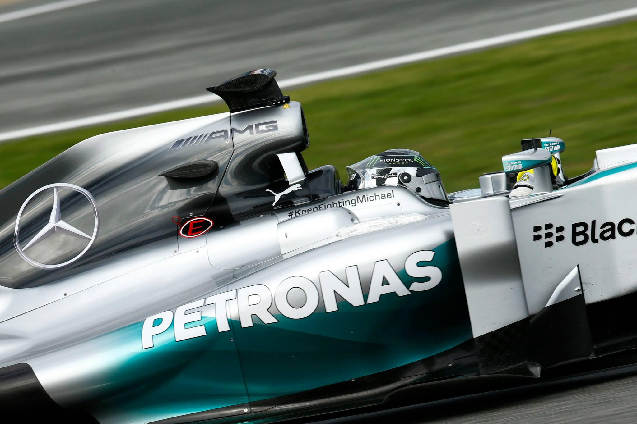 Rosberg fölényes sikere Bahreinben a Mercedesszel! Nem akar működni a Red Bull