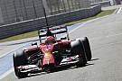 A Ferrari szépen halad az F14T-vel: a héten már rendesen meghajtják a gépet