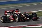 A Lotus pénteken végre versenyt szimulálna: a szoftverrel van a gond a Renault-motorban