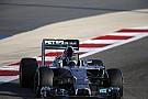 Akik nem bírják az új F1-et, azok ezt meg ne nézzék! Rosberg és az új V6-os Mercedes