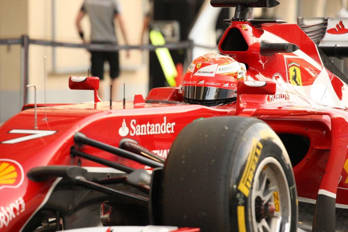 Räikkönen és a spórolós formula: túl korai lenne panaszkodni