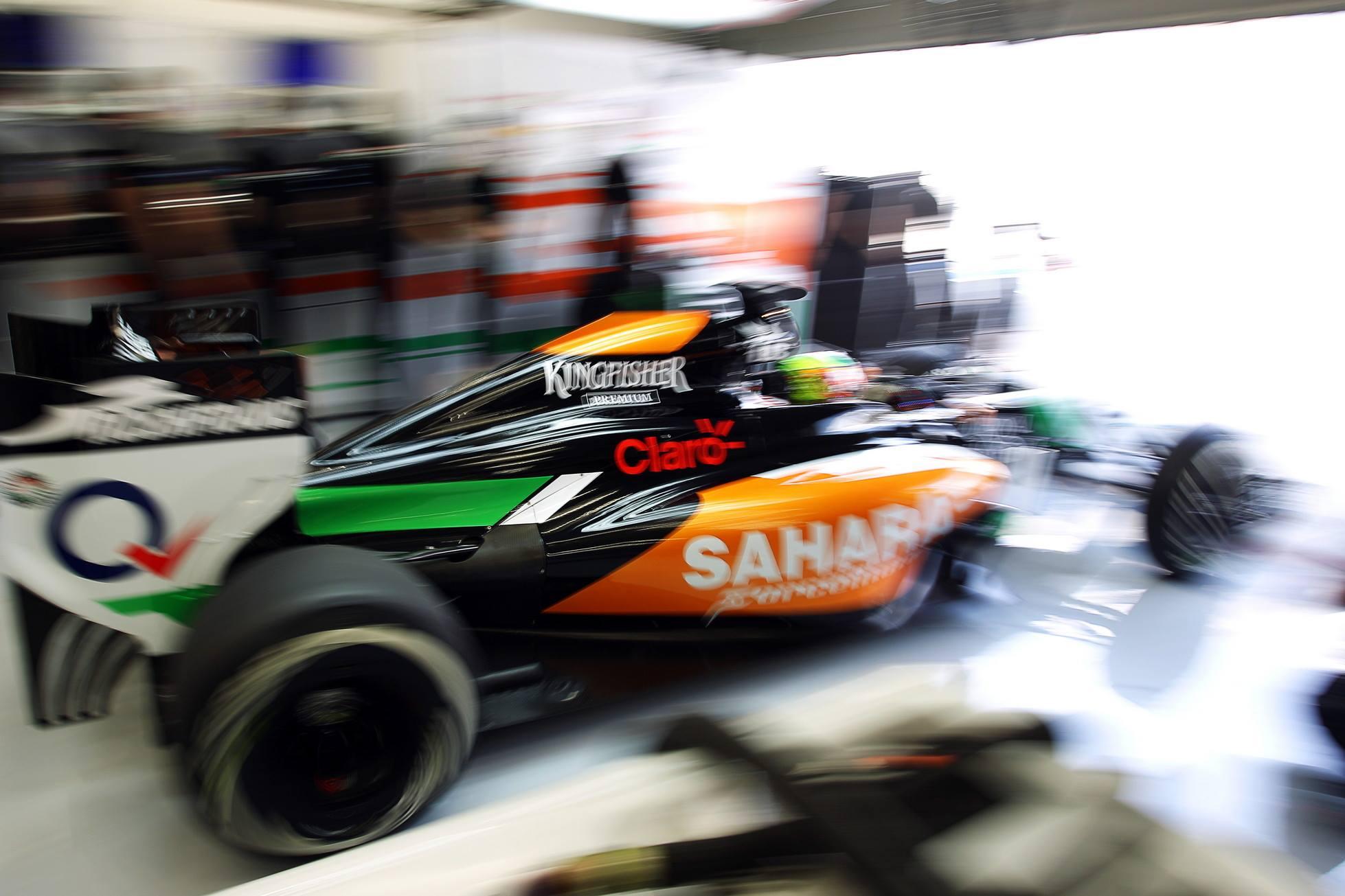 """Elkapta a fonalat a Force India és Pérez: Újabb """"mini-győzelem"""" Bahreinben"""
