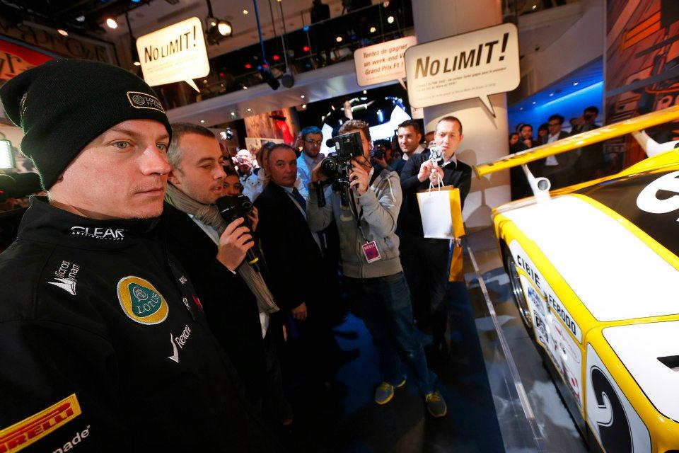Kimi és a Ferrari: Miért ne?