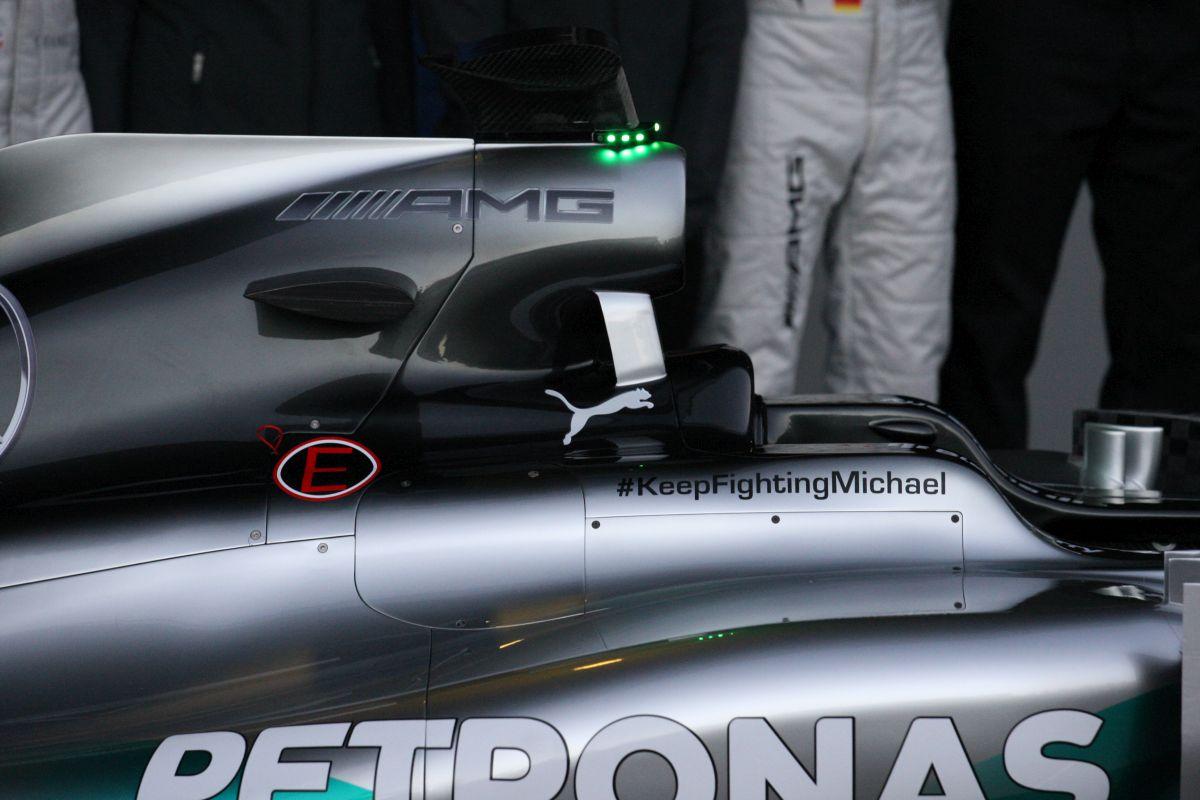 Ilyen a hangja a 2014-es Mercedesnek: Mozgásban Hamilton
