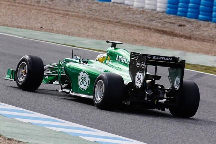 Durrogó F1-es autók Jerez-ben: Az új V6-os turbó